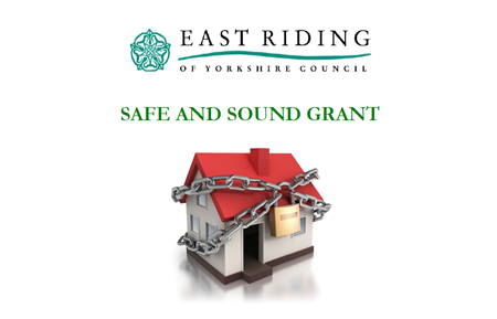 Safe and Sound Grant. Click for more information
